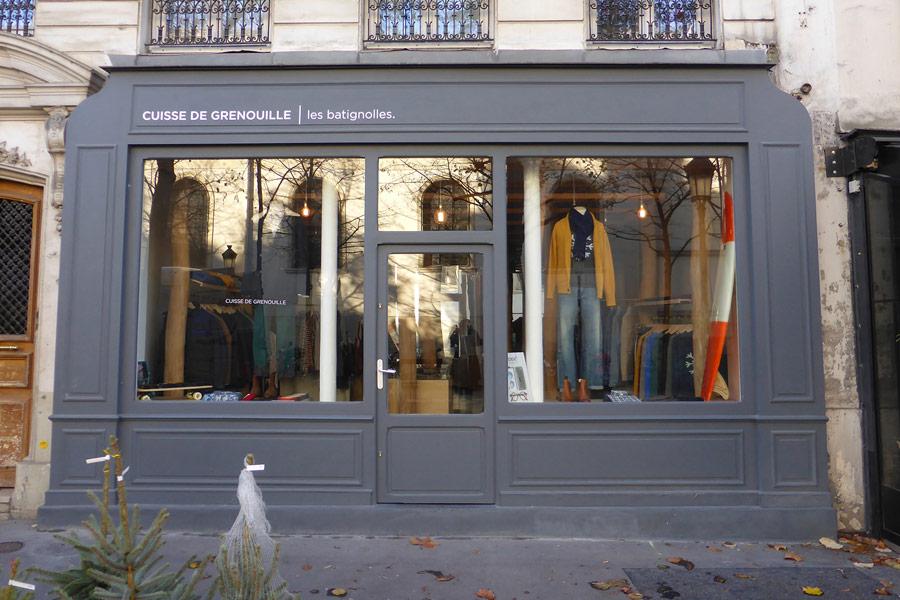 Cuisse de Grenouille - Place du Docteur Felix de Lobligeois Paris 17