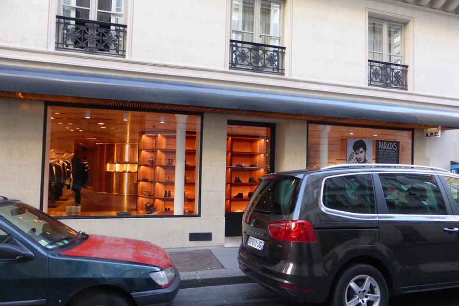 APC - Rue d'Alger Paris 1